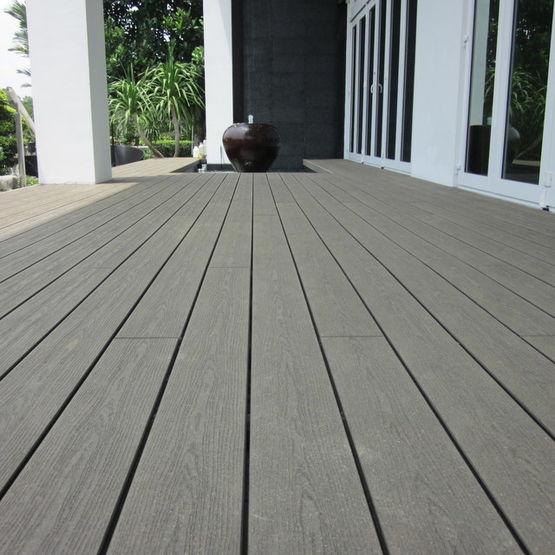 Lame l gance structur e lame de terrasse en bois - Terrasse en bois ou composite ...