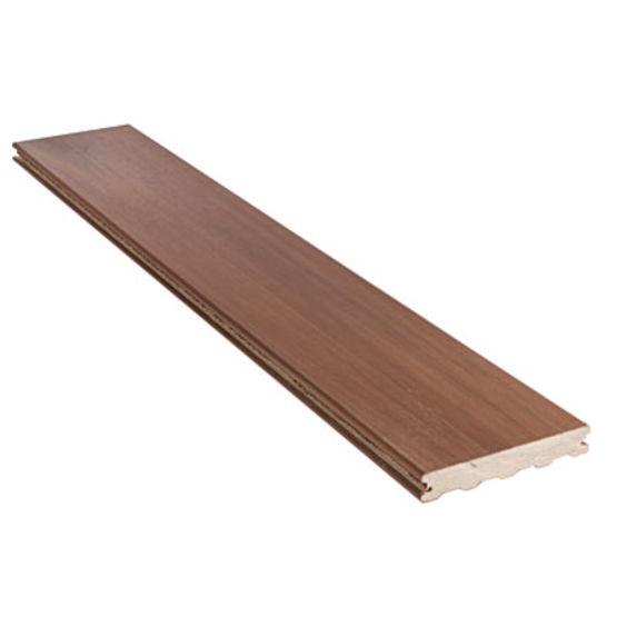 lame de terrasse en bois composite coextrud en deux coloris lame atmosph re forexia silvadec. Black Bedroom Furniture Sets. Home Design Ideas