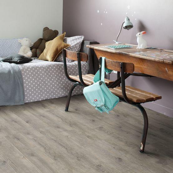 Lames clipsables pour l 39 habitat home clic gerflor - Lames vinyles clipsables ...