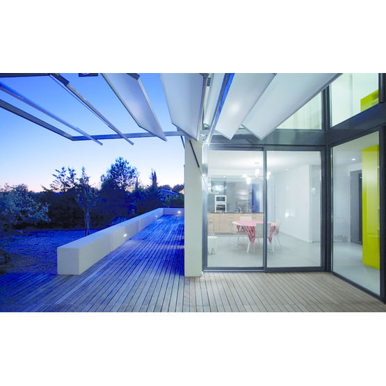 Lames de bois rétifié pour terrasses extérieures | Retideck