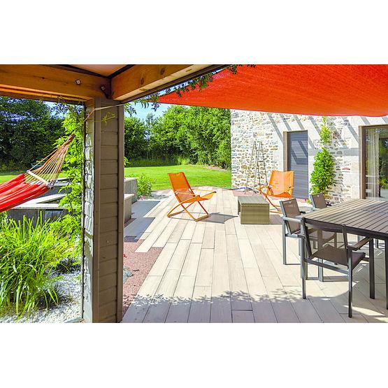 lames en b ton aspect bois pour terrasse daniel moquet. Black Bedroom Furniture Sets. Home Design Ideas