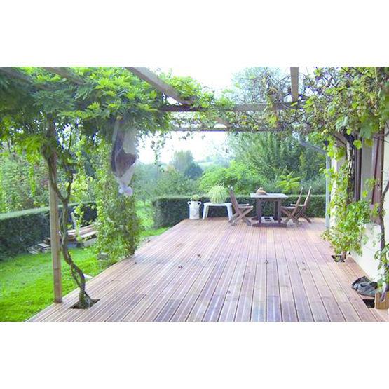 lames pour terrasse en ch ne ou acacia terrasse wood evolution grouazel. Black Bedroom Furniture Sets. Home Design Ideas