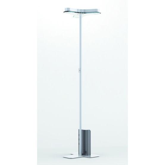 lampadaire led pour clairage int rieur mixte sira waldmann eclairage. Black Bedroom Furniture Sets. Home Design Ideas