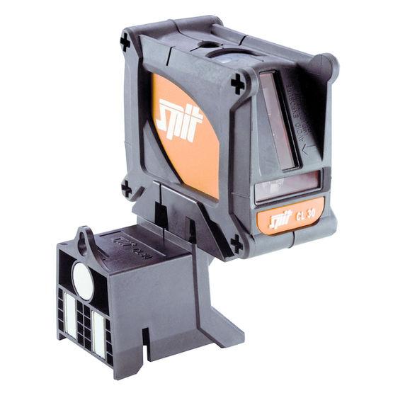 Laser compact pour pose de cloisons croix cl 30 spit for Laser spit cl 30 prix