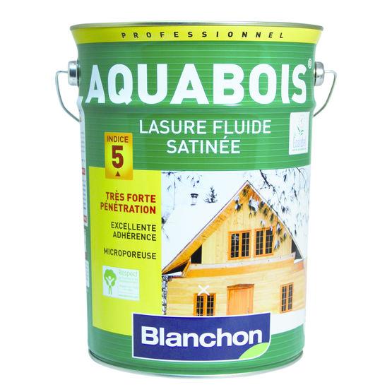 Lasure D 39 Impr Gnation Pour Bois Ext Rieur Aquabois For Quelle Lasure  Pour Bois Exterieur