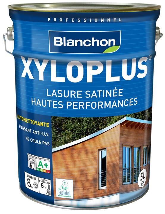 Lasure Satine Pour Bois Extrieurs  Xyloplus  Blanchon