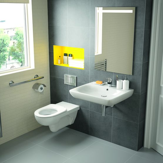 lavabo pmr allia. Black Bedroom Furniture Sets. Home Design Ideas