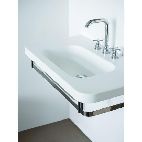 lavabo suspendu larges bords plans 900 xl agape. Black Bedroom Furniture Sets. Home Design Ideas