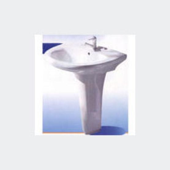 lavabos en acrylique sur colonne antibes selles. Black Bedroom Furniture Sets. Home Design Ideas