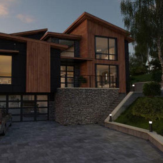 Logiciel 3d Pour La Construction De Maison A Structure En Bois Cedreo Cedreo