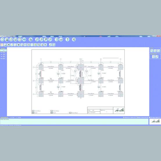 Logiciel de calcul de m tr fb software - Logiciel calcul plomberie ...