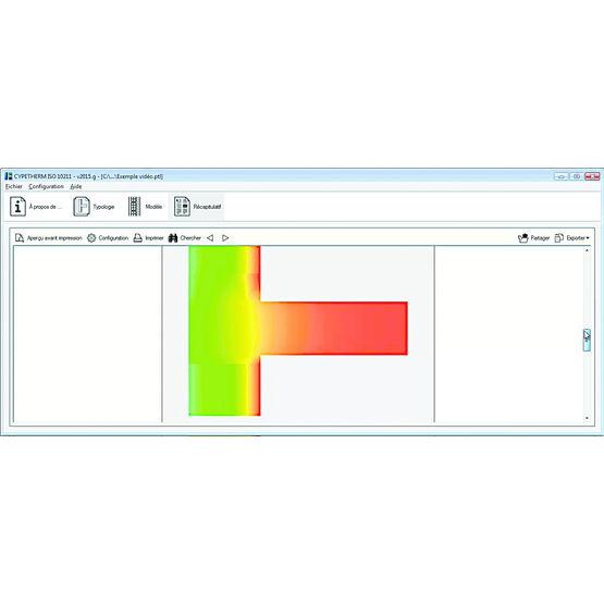 Logiciel de calcul du comportement thermique d un b timent sur open bim cy - Logiciel calcul plomberie ...