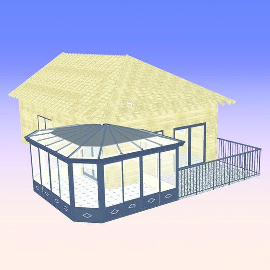 logiciel de cr233ation de v233randas dcalc veranda 2000