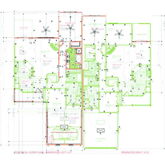 Logiciel de dessin 2d et 3d pour macintosh macdraft 5 5 for Logiciel plan 2d