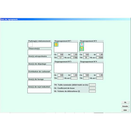 logiciel espace vert logiciel de dimensionnement de s parateurs separh cerib
