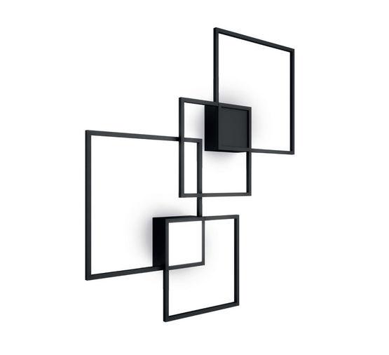Luminaire contemporain en aluminium nedgis for Luminaire exterieur contemporain
