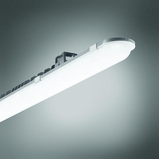 Luminaire tanche leds pour installations industrielles for Luminaire exterieur etanche