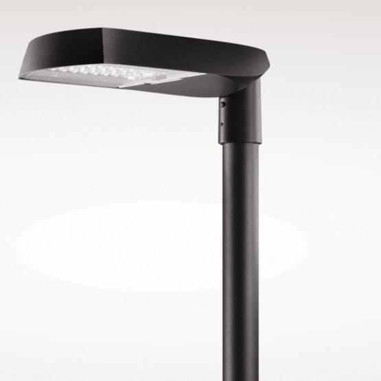 luminaire ext rieur cuvia led trilux. Black Bedroom Furniture Sets. Home Design Ideas