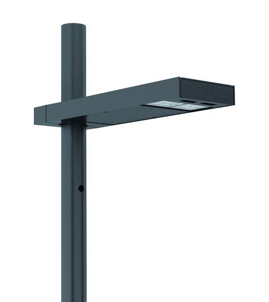 luminaire led urbain sur m t ou en applique concord. Black Bedroom Furniture Sets. Home Design Ideas