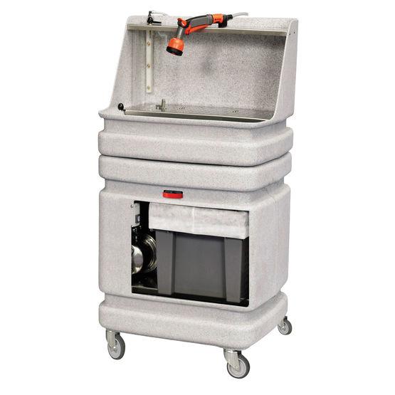 machine de nettoyage l 39 eau des outils du peintre nespoli group. Black Bedroom Furniture Sets. Home Design Ideas