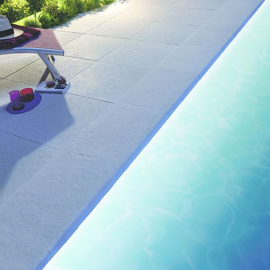 Margelle de pisicine led int gr margelle led - Fabricant margelle piscine ...