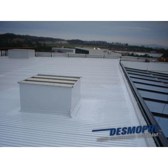 membrane d 39 tanch it liquide polyur thane desmopol. Black Bedroom Furniture Sets. Home Design Ideas