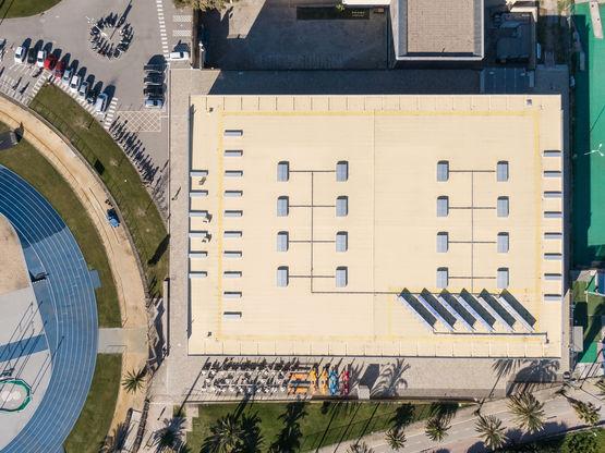 Membrane d'étanchéité synthétique pour toiture | Renolit Alkorsmart - RENOLIT