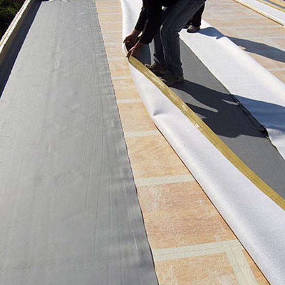 membrane en pib pour toitures inaccessibles ou dalles sur plot rhepanol fk 3t france. Black Bedroom Furniture Sets. Home Design Ideas