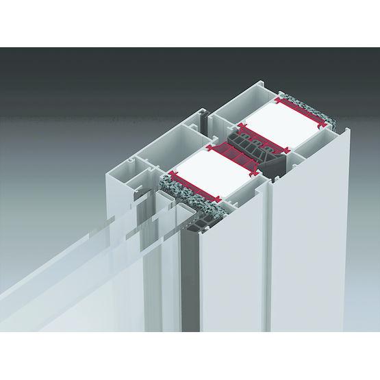 Menuiserie aluminium isolation en mousse polyur thane for Isolation exterieur mousse polyurethane
