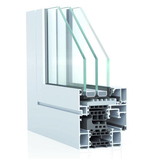 Menuiserie aluminium pour murs rideaux wicona sapa - Menuiserie exterieure alu ...