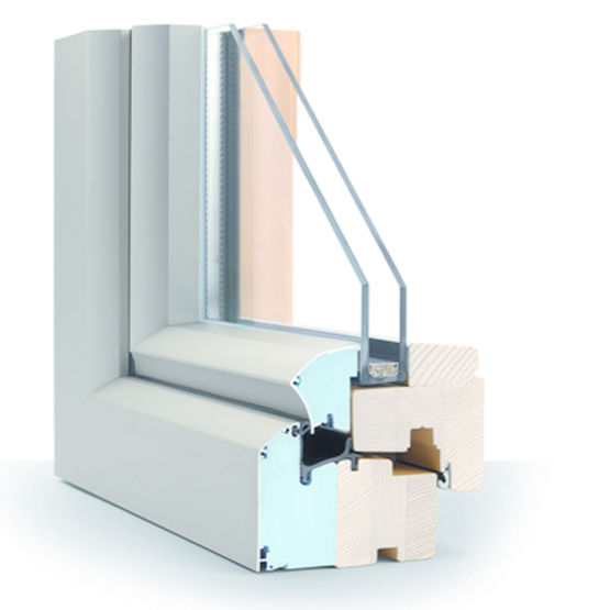 menuiserie mixte bois alu double ou triple vitrage edition internorm. Black Bedroom Furniture Sets. Home Design Ideas