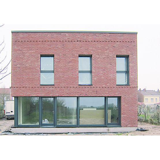 Menuiserie mixte bois et aluminium triple vitrage for Fenetre triple vitrage aluminium