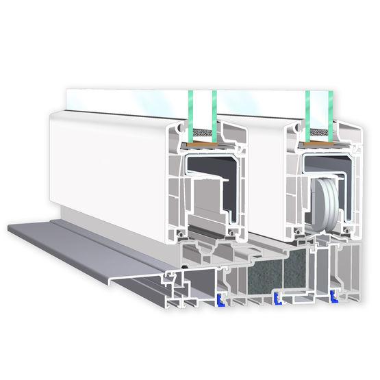 menuiserie pvc levante coulissante haute isolation. Black Bedroom Furniture Sets. Home Design Ideas