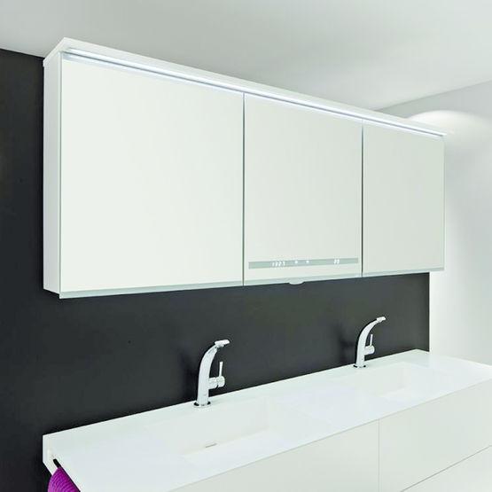 Meuble De Salle De Bains à Miroir Multifonctionnel | Smart Mirror