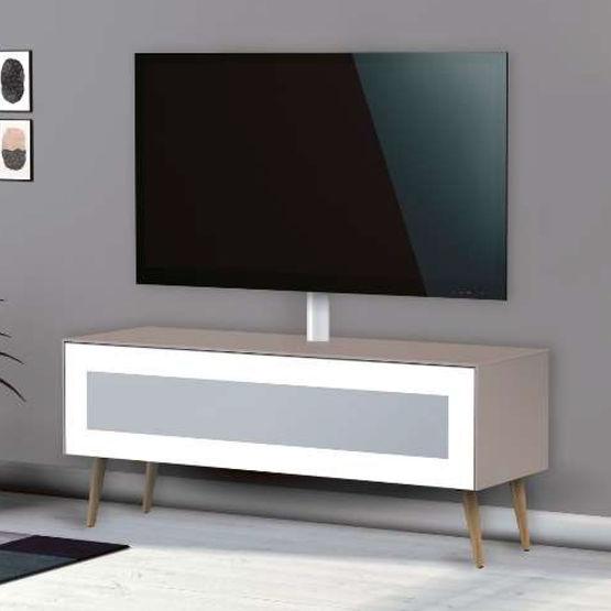 Slimline le meuble de t l vision modulaire par meliconi for Meuble meliconi