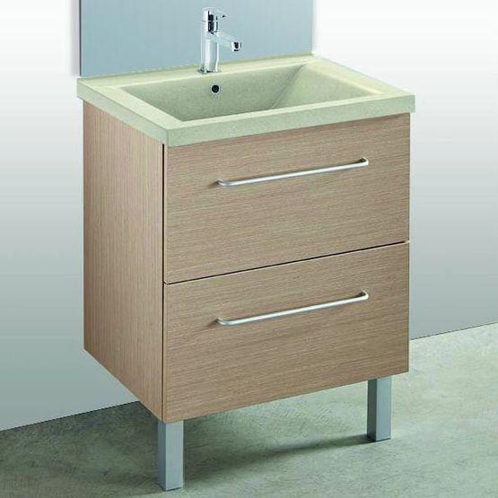Meuble plan vasque salle de bain excellent grand plan for Caisson meuble salle de bain