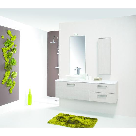 meuble vasque modulable et accessoires assortis zo cedam. Black Bedroom Furniture Sets. Home Design Ideas