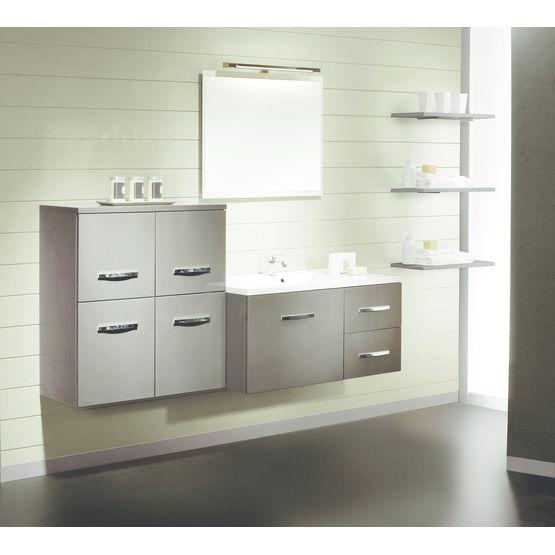 meubles de salle de bains suspendre a 39 stral aquarine. Black Bedroom Furniture Sets. Home Design Ideas