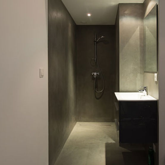 microb ton pour enduit d coratif effet b ton cir rouvi re collection. Black Bedroom Furniture Sets. Home Design Ideas