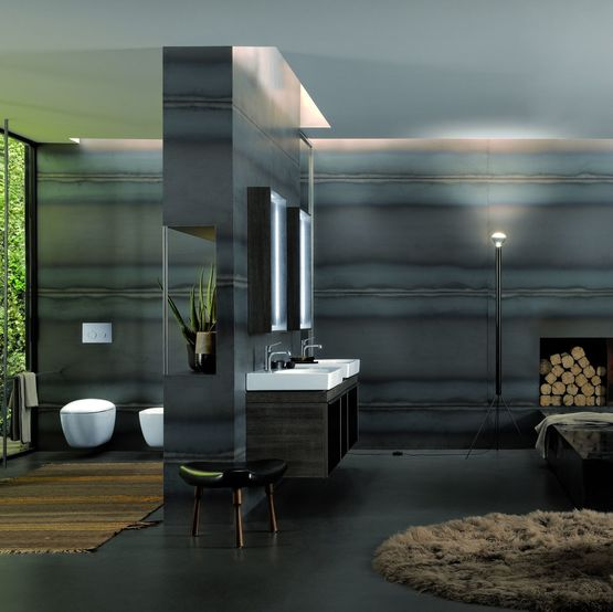 mobilier de salle de bain citterio allia. Black Bedroom Furniture Sets. Home Design Ideas