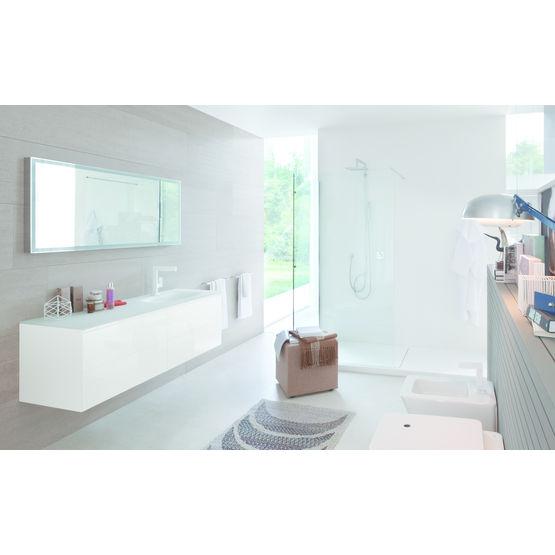 mobilier modulaire pour salle de bains en 40 teintes | cubik ... - Idea Groupe Salle De Bain