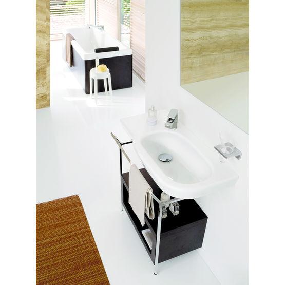 Mobilier pour salle de bains en trois styles lb3 laufen for Mobilier de salle de bains