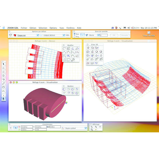 objets 3d archicad