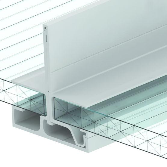 module pr t poser pour sheds translucides polytop. Black Bedroom Furniture Sets. Home Design Ideas