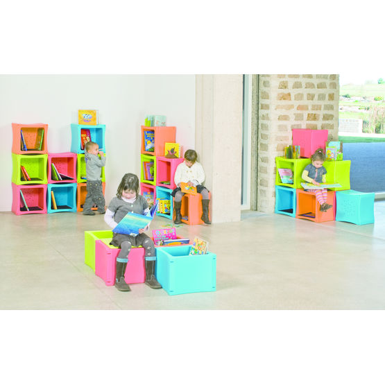 Modules pour rangements ou assises