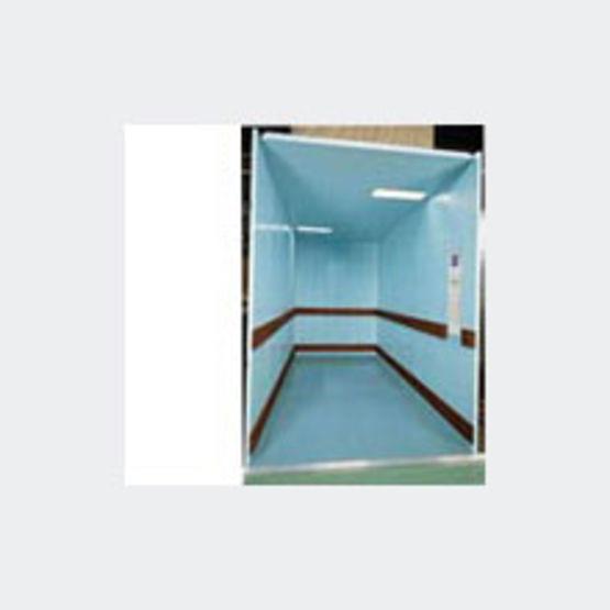 monte charge hydraulique d 39 une capacit de 3 2 tonnes. Black Bedroom Furniture Sets. Home Design Ideas
