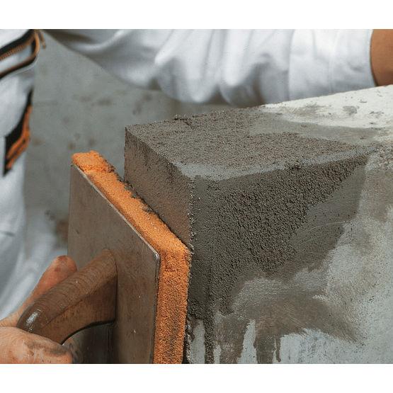 Mortiers de r paration des b tons prise rapide for Interieur nez sec