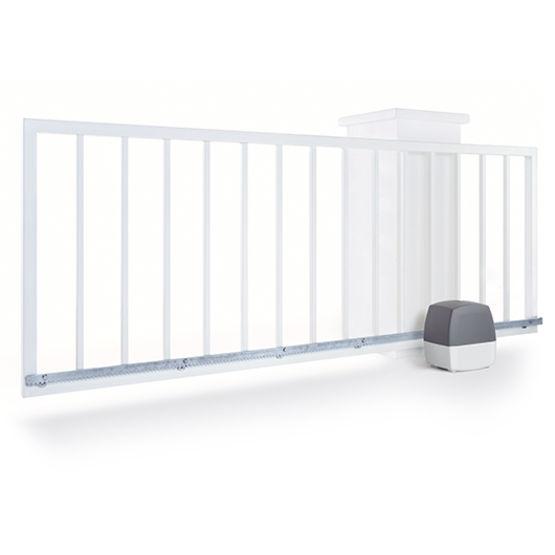 motoriser un portail coulissant finest motoriser un portail coulissant with motoriser un. Black Bedroom Furniture Sets. Home Design Ideas