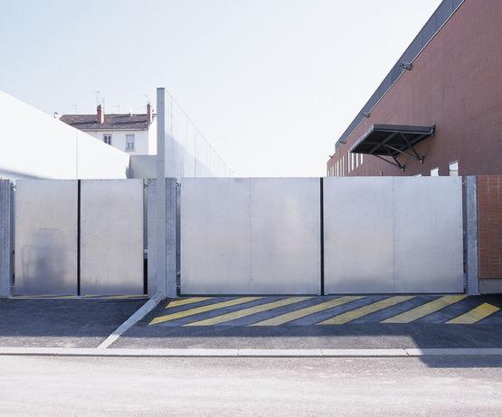 motorisation pour portail battant jusqu 39 7 m 400 faac france. Black Bedroom Furniture Sets. Home Design Ideas