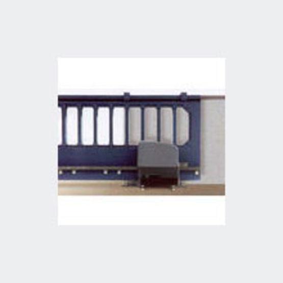 Motorisation pour portail coulissant jusqu 39 6 m de longueur tubauto - Mecanisme pour portail automatique ...
